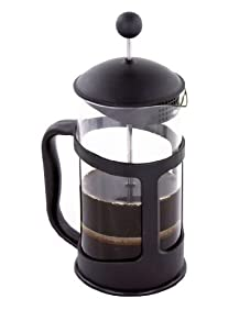 Professional French Press Coffee Maker - Stylish 34 Oz Glass French Press Coffee Press & Tea Maker - Size 8 Cups