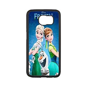 Custom Frozen Posters with Olaf phone Case Cove For Samsung Galaxy S6 SM-G920 XXM9154904