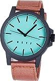 neff Men's Analog-Quartz Sport Watch with Plastic Strap, Multi, 22 (Model: NF0242-2)