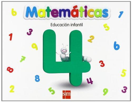 Matemáticas 4. Educación Infantil