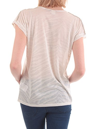 SAINT TROPEZ Damen T-Shirt, beige