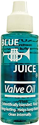 Blue Juice Valve Oil from U.S. Band & Orchestra Supplies Inc.