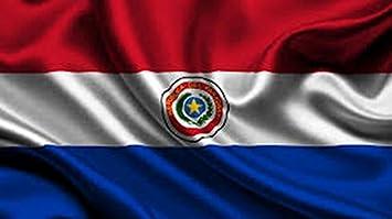 MI RINCON Bandera DE Paraguay 90 X 150 CM