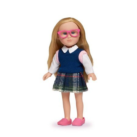Price comparison product image My Life As 7-inch Mini Doll - Schoolgirl Blonde