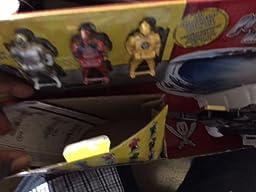 Amazon.com: Power Rangers Super Megaforce Roleplay Toy