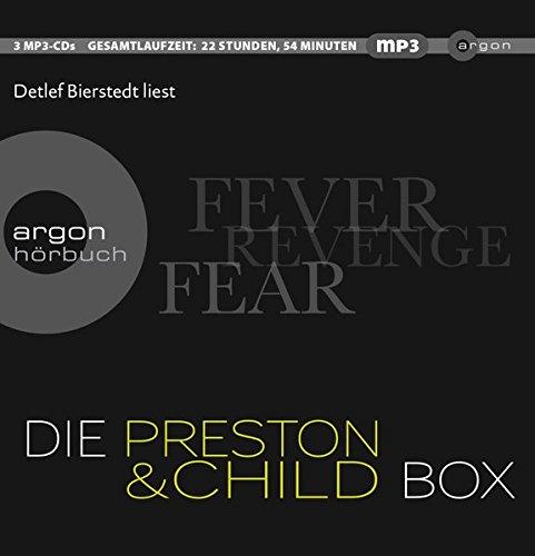 Die Preston & Child Box: Die Helen-Trilogie:Fever, Revenge, Fear