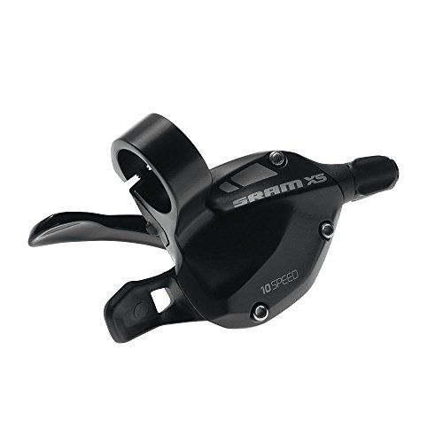 SRAM X.5 Rear Trigger Shifter for 9 Speed Drivetrains, Black, 9 Speed