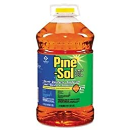 Pine-Sol 35418 Original Scent Cleaner, 144 fl oz Bottle