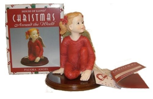 tienda en linea House of Lloyd Christmas Pajama Angel Angel Angel Figurine Toy by House of Lloyd  promociones de descuento