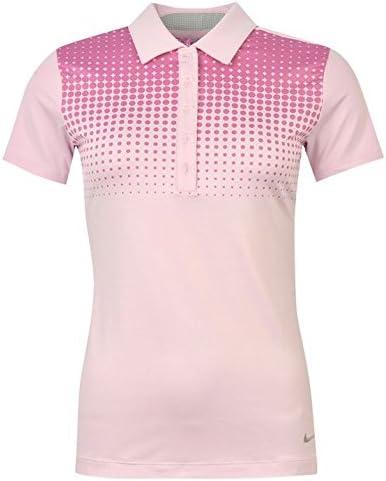 Nike Golf diseño de lunares Polo para mujer Faded traje de ...