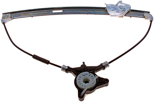Mazda Regulator - Dorman 749-050 Mazda 3 Front Driver Side Power Window Regulator w/out Motor