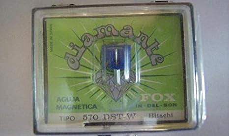 AGUJA FOX 570 DST-W - HITACHI DS-ST102: Amazon.es: Instrumentos ...
