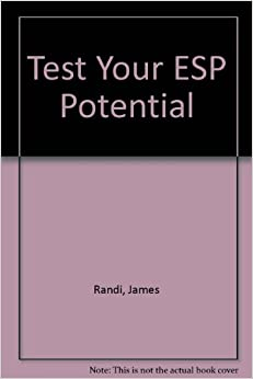 Book Test Your Esp Potential