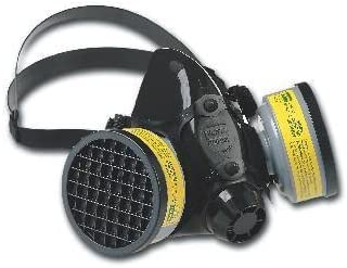 north safety 770030l 7700 series silicone half mask respirator