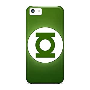 Rosesea Custom Personalized Hot Covers Cases For Iphone 5c Cases Covers Skin - Green Lantern