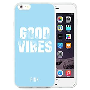 Victoria's Secret Love Pink 54 in White iPhone 6 Plus/iPhone 6s Plus Case Unique And Popular Designed Phone Case