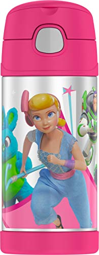 (Thermos F4019TSB6 Funtainer 12 Ounce Bottle, Toys Story 4 Bo)