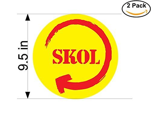 skol-2-beer-logo-alcohol-4-vinyl-stickers-decal-bumper-window-bar-wall-95-inches