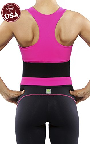 ae710447c4488 Abs SLIMMING Belt Body Shaper for Women with Lumbar Support. GREAT 4 ...