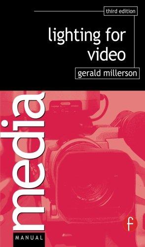 Lighting for Video, Third Edition (Media Manuals)