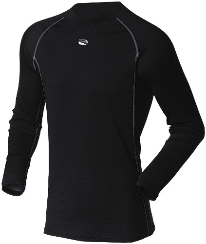 MSR Base Layer Long-Sleeved Undershirt - Small/Black