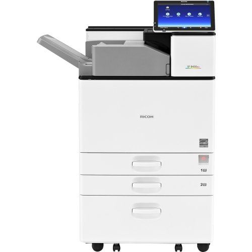 Tray Bypass (Ricoh SP 8400DN - Printer - monochrome - Duplex - laser - 408244)