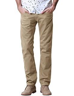 Match Men's Slim Fit Straight Leg Casual Pants # 8032 (B00PDN5AQI)   Amazon price tracker / tracking, Amazon price history charts, Amazon price watches, Amazon price drop alerts
