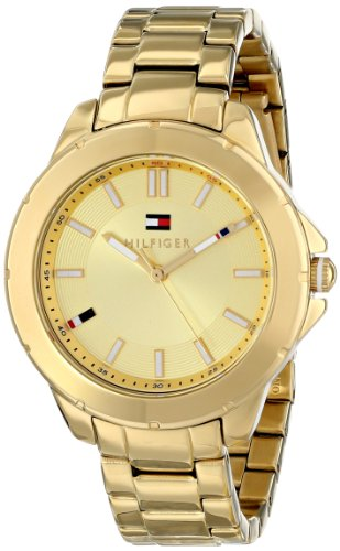 Tommy Hilfiger Women's 1781413 Gold-Tone - Arrivals Tommy Hilfiger New