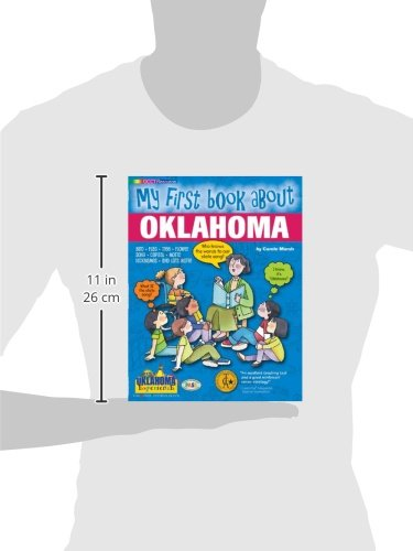 My First Book About Oklahoma! (Oklahoma Experience): Carole Marsh ...