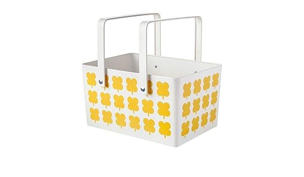 Ikea - Cesta de picnic (metal): Amazon.es: Hogar