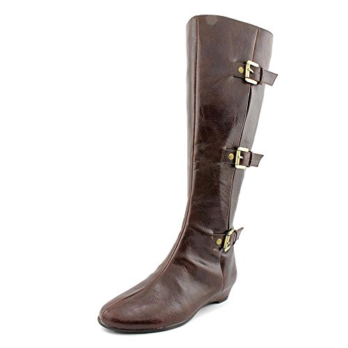 Aerosoles Sarasota, Platform Stiefel Frauen, Pumps rund Brown 200