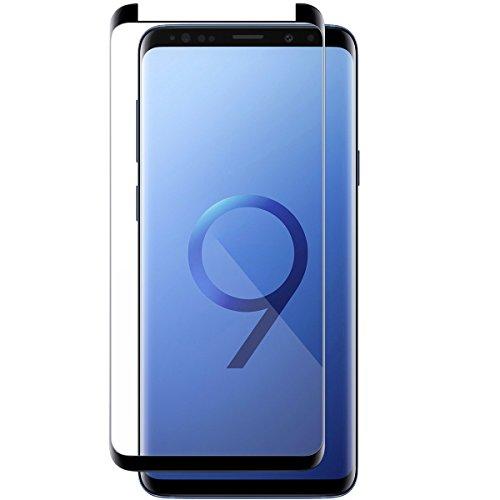 Película de Vidro Curva - Samsung Galaxy S9 Plus - G965 - Preta