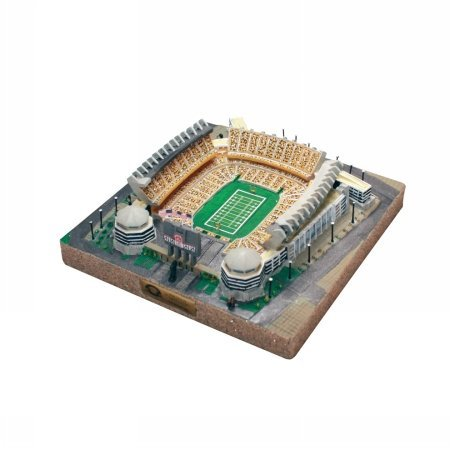 NFL 4750 Limited Edition Gold Series Stadium Replica of Heinz Field Pittsburgh Steelers by Sports Collector's Guild