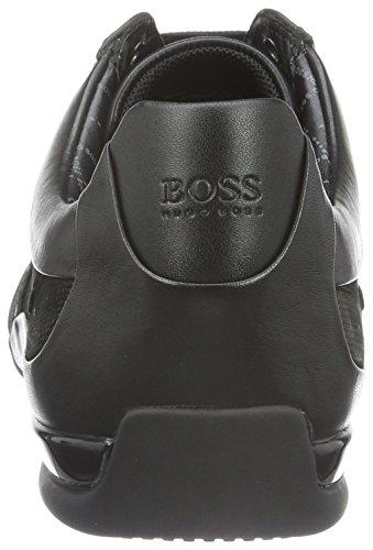 BOSS GREEN Space Select 10180778 01, Scarpe da Ginnastica Uomo Nero (Black 001)
