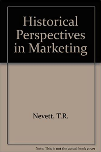 historical perspectives in marketing essays in honor of stanley c  historical perspectives in marketing essays in honor of stanley c hollander