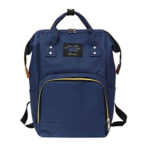 Zipper Mummy Maternity Travel Backpacks Large Capacity py Nu