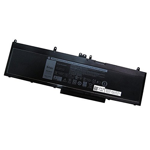 Dentsing 84Wh WJ5R2 battery for Dell Precision 3510 Series 4F5YV by Dentsing