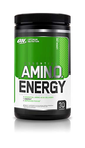 Optimum Nutrition Amino Energy Pre Workout Energy Performance Supplement...