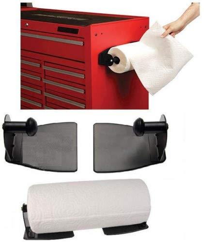 Magnetic Paper Towel Holder Steel Kitchen Workshop Houseware Refrigerator Mount by ATB