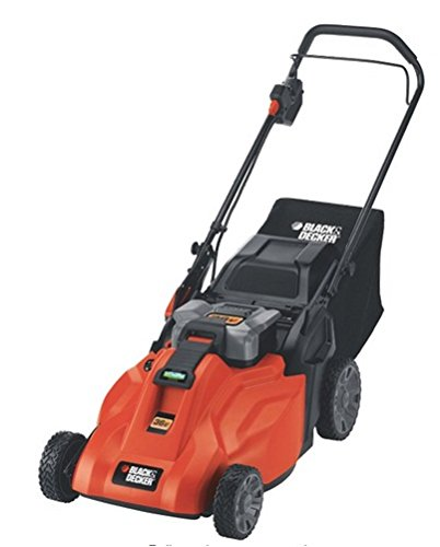 Black & Decker CM1936ZA 36V cord-less Lawn Mower , 19