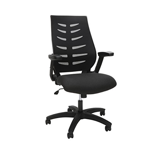 OFM  Model Core Collection Midback Mesh Office Chair for Computer Desk, Black