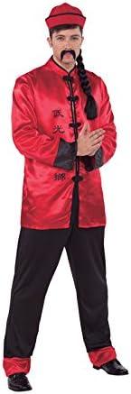 Fyasa 706288-t04 chino Boy disfraz, tamaño grande: Amazon.es ...