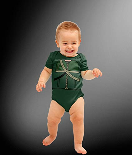 Baby Green Archer Costume -