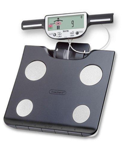 Tanita BC601 Innerscan Segmental Body Composition Monitor Scale by Tanita