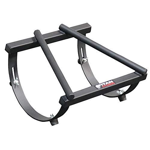 (Titan Fitness Rocking Handstand Trainer)