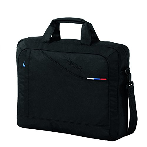 American Tourister Cartella per laptop AT Business III 12 liters Nero (Black) 46866 1041