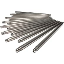 "Competition Cams 7854-16 High Energy Pushrods for Big Block Chevy 396-454, '65-'86, 3/8"" Diameter, 8.280"" Intake Length, 9.252"" Exhaust Length"