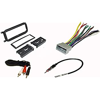 carxtc radio stereo install dash kit wire. Black Bedroom Furniture Sets. Home Design Ideas