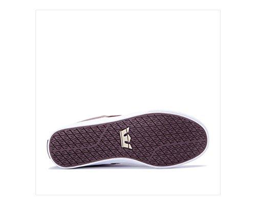 Mahogany top Supra Vulc Sneakers Ii Unisex Adults' Low Stacks q1Axqw4