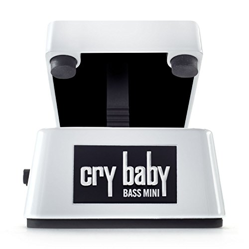 Dunlop CBM105Q Cry Baby Mini Bass Wah Pedal by Jim Dunlop
